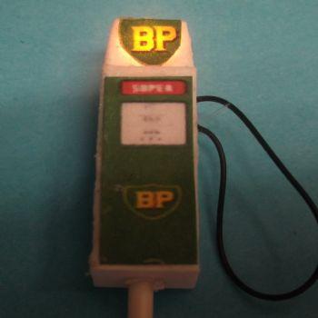 Petrol Pump BP